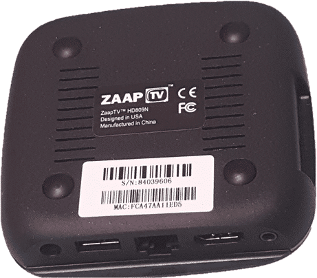 Zaaptv software updater